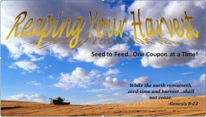 Reaping Your Harvest Logo